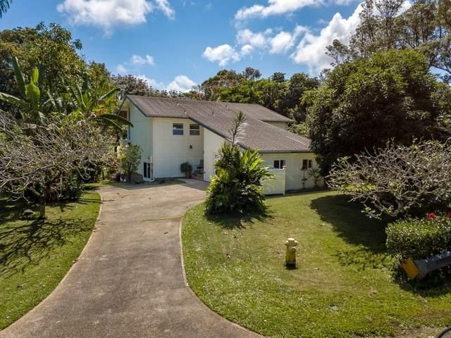 3995 Kamehameha Rd, Princeville, HI 96722 (MLS #648871) :: Kauai Exclusive Realty