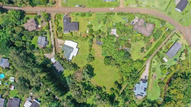 6409-A Opaekaa Rd, Kapaa, HI 96746 (MLS #648896) :: Kauai Exclusive Realty
