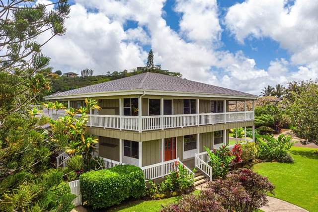 158 Hawaiiana St, Kapaa, HI 96746 (MLS #648916) :: Kauai Exclusive Realty