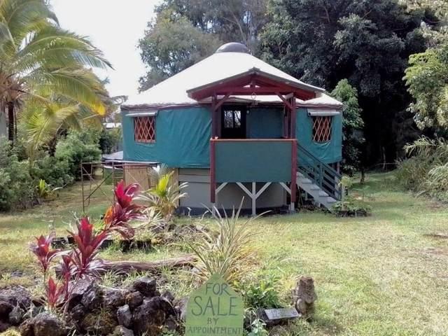 12-321 E Pohakupele Lp, Pahoa, HI 96778 (MLS #649146) :: Corcoran Pacific Properties