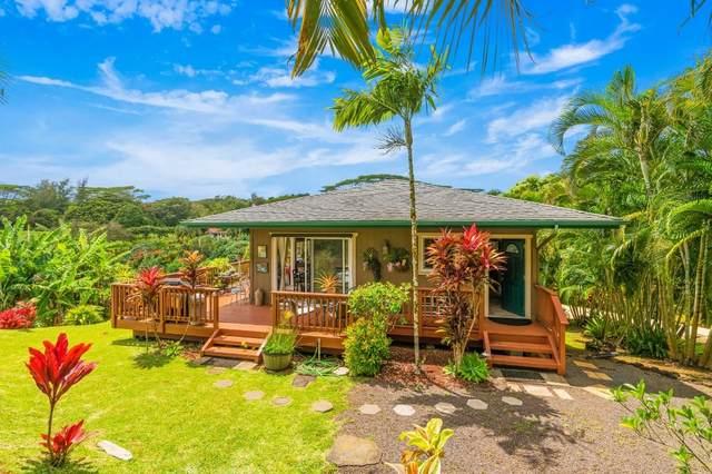 3275 Kalihiwai Rd, Kilauea, HI 96754 (MLS #649347) :: Kauai Exclusive Realty
