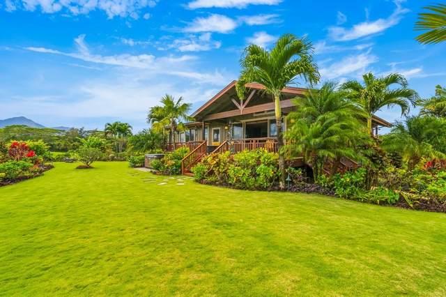 3275 Kalihiwai Rd, Kilauea, HI 96754 (MLS #649348) :: Kauai Exclusive Realty