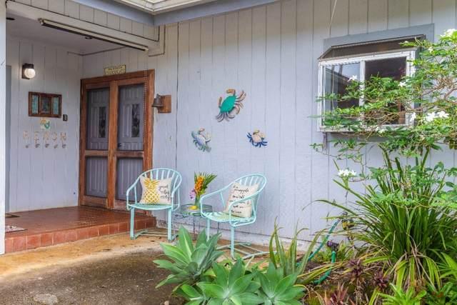 4175 Kamalani Ln, Princeville, HI 96722 (MLS #649388) :: Corcoran Pacific Properties
