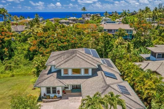 3661 Albert Rd, Princeville, HI 96722 (MLS #649823) :: Kauai Exclusive Realty