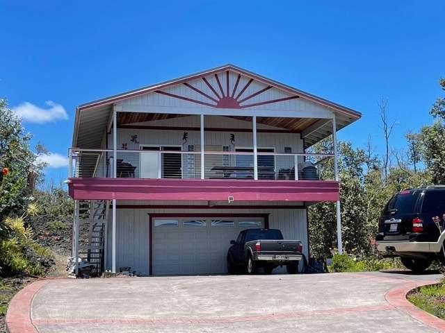 92-9168 Lotus Blossom Ln, Ocean View, HI 96737 (MLS #649839) :: Corcoran Pacific Properties