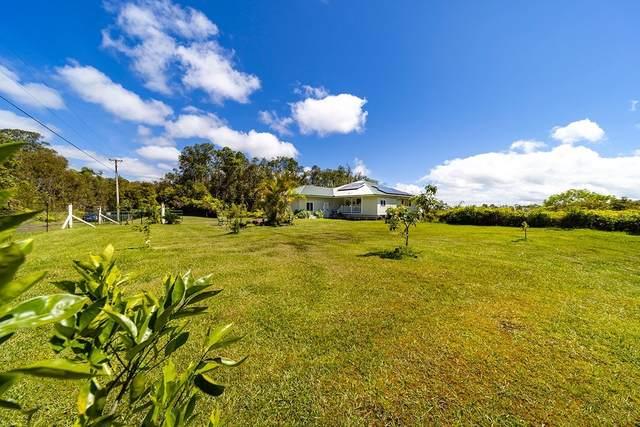 18-4782 Mokehana St, Mountain View, HI 96771 (MLS #649987) :: LUVA Real Estate