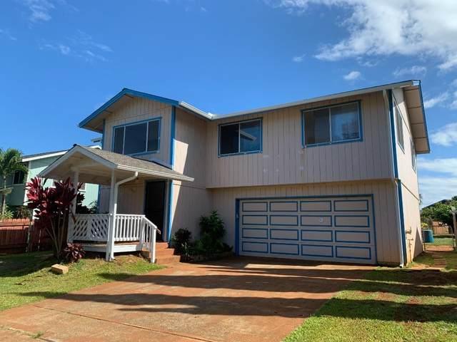 5391 Makaloa St, Kapaa, HI 96746 (MLS #650011) :: Corcoran Pacific Properties