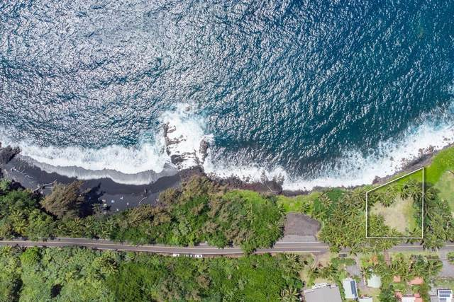 Kalapana-Kapoho Beach Rd, Pahoa, HI 96778 (MLS #650252) :: Corcoran Pacific Properties