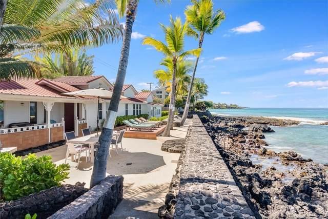 77-6414 Alii Dr, Kailua-Kona, HI 96740 (MLS #650382) :: Corcoran Pacific Properties