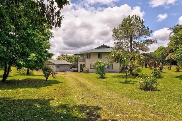 17-471 Luhi Rd, Kurtistown, HI 96760 (MLS #650485) :: LUVA Real Estate