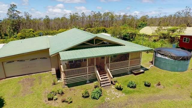 11-2870 Uluhemalu Rd, Volcano, HI 96785 (MLS #650650) :: Corcoran Pacific Properties