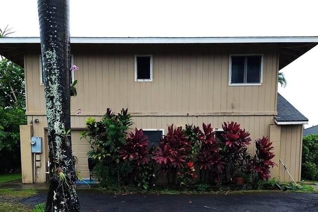 2351 Liliuokalani St, Kilauea, HI 96754 (MLS #650805) :: Kauai Exclusive Realty