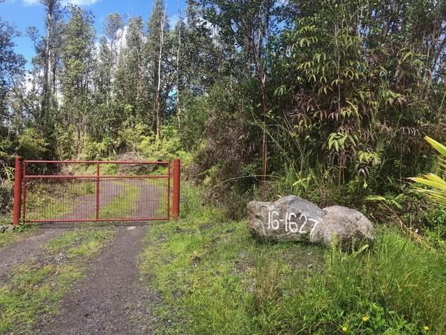 16-1627 Pulelehua Rd, Kurtistown, HI 96760 (MLS #651497) :: Corcoran Pacific Properties