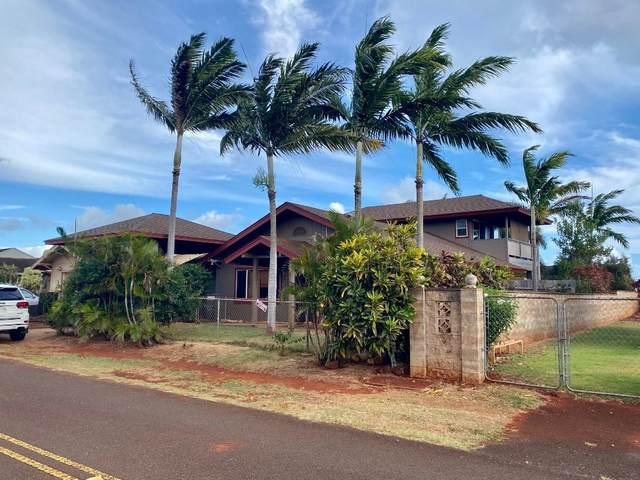 3522 Uwao St, Hanapepe, HI 96716 (MLS #652031) :: LUVA Real Estate