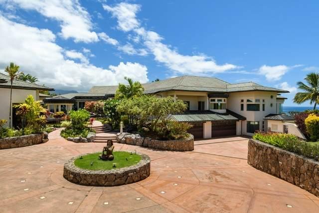 4262 Anini Vista Dr, Kilauea, HI 96754 (MLS #652042) :: Kauai Exclusive Realty