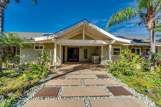 72-1025 Puukala Rd, Kailua-Kona, HI 96740 (MLS #652268) :: LUVA Real Estate