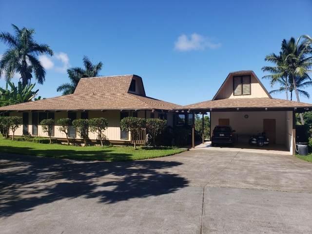 73-4804 Manu Mele St, Kailua-Kona, HI 96740 (MLS #652620) :: LUVA Real Estate
