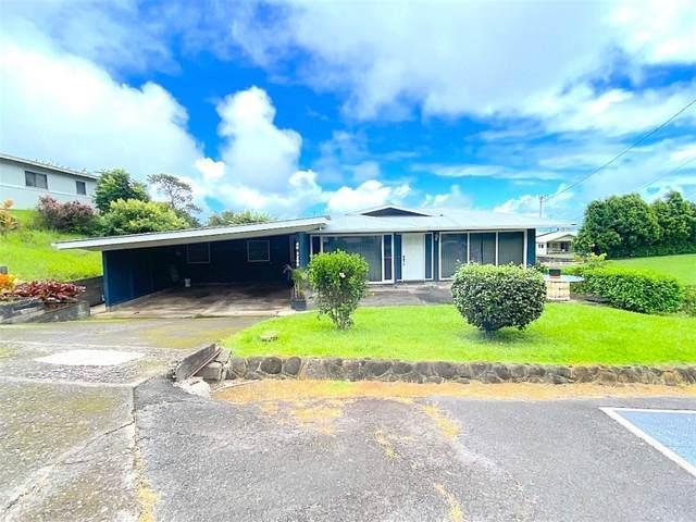 45-3286 Naupaka St, Honokaa, HI 96727 (MLS #653307) :: Aloha Kona Realty, Inc.