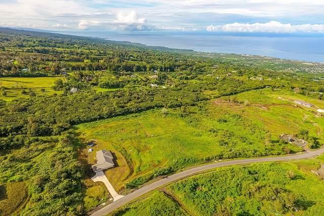 75-5514 Nalo Meli Dr, Holualoa, HI 96725 (MLS #653517) :: Corcoran Pacific Properties