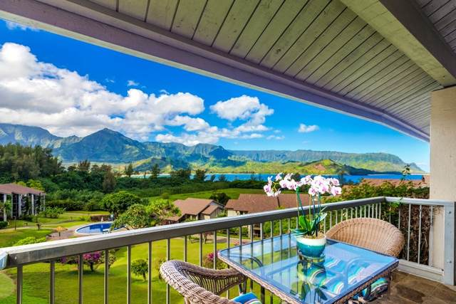 5380 Honoiki Rd, Princeville, HI 96722 (MLS #653760) :: Kauai Exclusive Realty