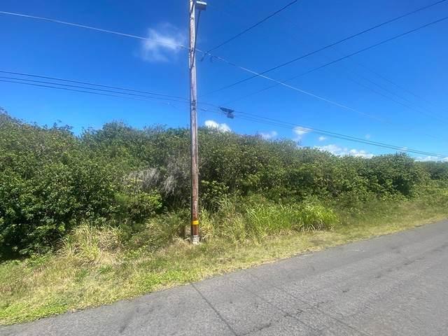 94-5735 Kahiki St, Naalehu, HI 96772 (MLS #654029) :: Iokua Real Estate, Inc.