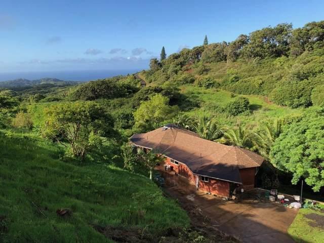 5498-C Puulima Rd, Kalaheo, HI 96741 (MLS #654294) :: LUVA Real Estate