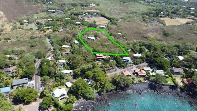 82-5999 Lower Napoopoo Rd, Captain Cook, HI 96704 (MLS #654510) :: LUVA Real Estate
