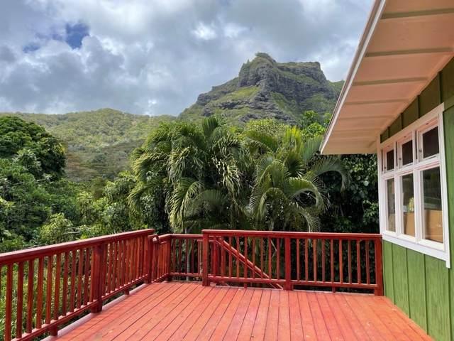 5289 Kihei Rd, Kapaa, HI 96746 (MLS #654631) :: Kauai Exclusive Realty