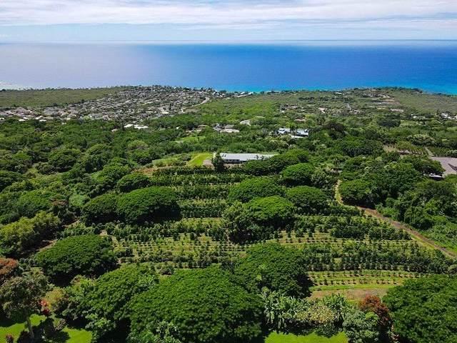 77-6307 Kaumalumalu Dr, Holualoa, HI 96740 (MLS #654752) :: LUVA Real Estate