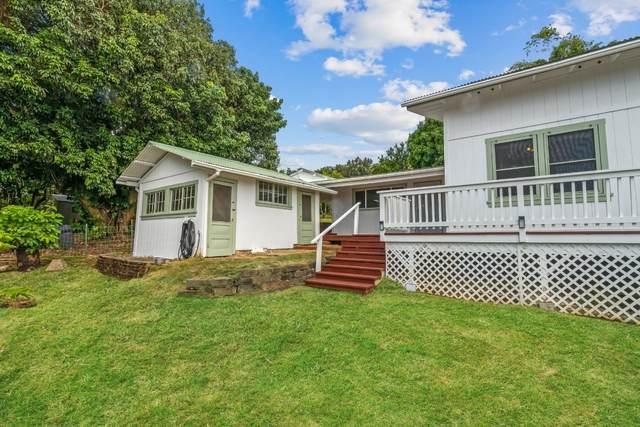 5075 Puuwai Rd, Kalaheo, HI 96741 (MLS #654945) :: Corcoran Pacific Properties