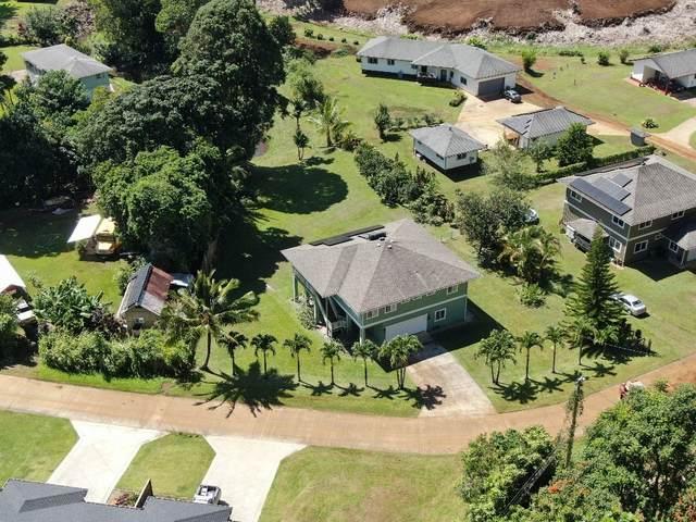 6767 Pulama Rd, Kapaa, HI 96746 (MLS #655239) :: Corcoran Pacific Properties