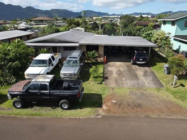 4345 Nani St, Lihue, HI 96766 (MLS #655266) :: Corcoran Pacific Properties