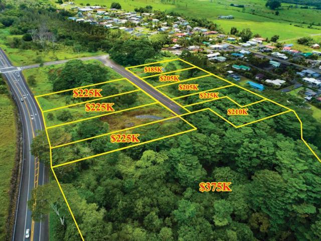 1922 Kilo Hoku Pl, Hilo, HI 96720 (MLS #608531) :: Elite Pacific Properties