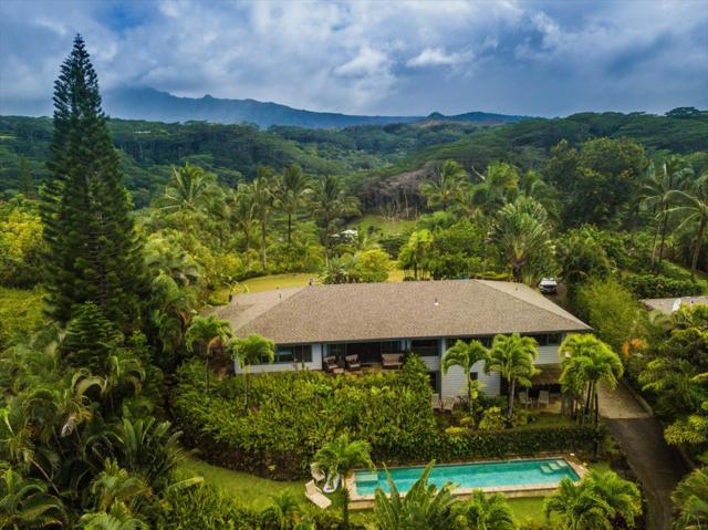 3239 Kalihiwai Rd, Kilauea, HI 96754 (MLS #610728) :: Elite Pacific Properties