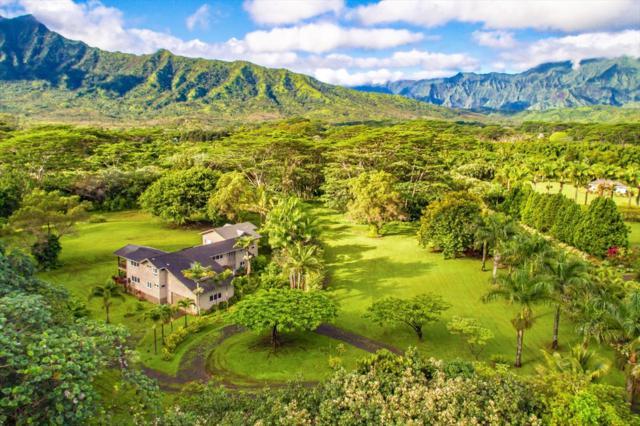 5791 Kahiliholo Rd, Kilauea, HI 96754 (MLS #613299) :: Aloha Kona Realty, Inc.