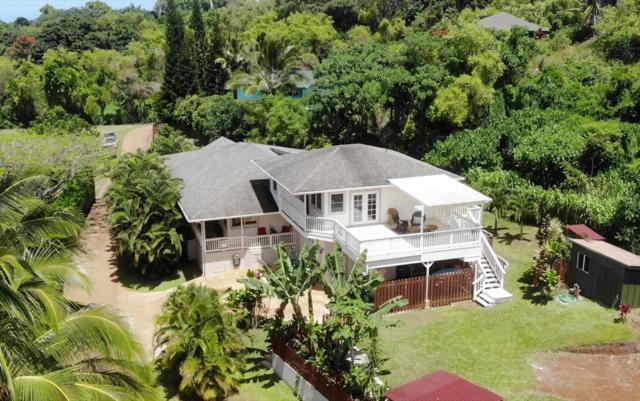 5814-A Waipouli Rd, Kapaa, HI 96746 (MLS #614211) :: Kauai Real Estate Group