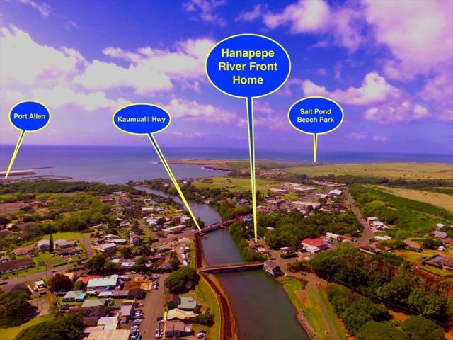 4540 Puolo Rd, Hanapepe, HI 96716 (MLS #614750) :: Kauai Exclusive Realty
