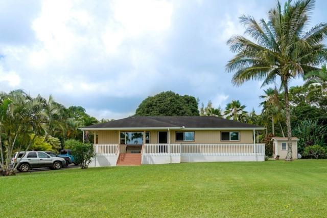 6273 Waipouli Rd, Kapaa, HI 96746 (MLS #618294) :: Elite Pacific Properties