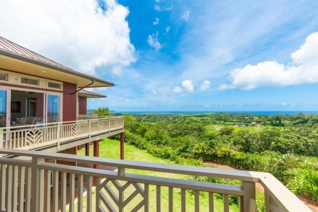 4560-M Uha Rd, Lawai, HI 96765 (MLS #618373) :: Kauai Exclusive Realty