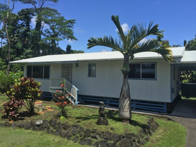 15-462 Limu St, Pahoa, HI 96778 (MLS #618531) :: Elite Pacific Properties