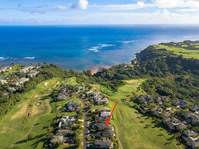 3991 Aloalii Dr, Princeville, HI 96722 (MLS #619113) :: Aloha Kona Realty, Inc.