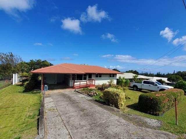 45-3324 Ohai St, Honokaa, HI 96727 (MLS #619589) :: Iokua Real Estate, Inc.