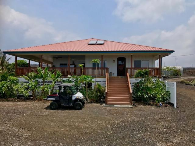 92-8574 Menehune Dr, Ocean View, HI 96737 (MLS #619964) :: Aloha Kona Realty, Inc.