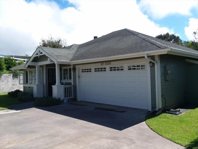 67-1252 Panalea St, Kamuela, HI 96743 (MLS #620291) :: Elite Pacific Properties