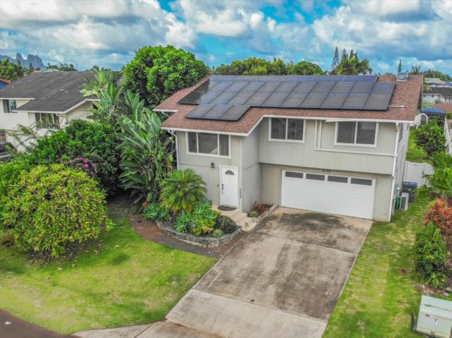 5154 Kahana St, Kapaa, HI 96746 (MLS #620449) :: Elite Pacific Properties