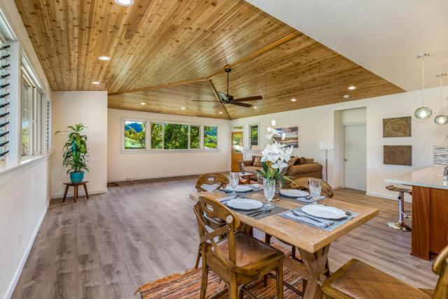 5117 Papio Pl, Hanalei, HI 96714 (MLS #621188) :: Kauai Exclusive Realty