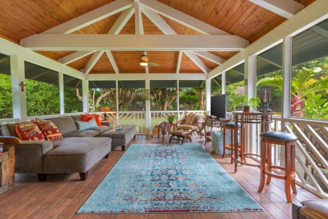 4115 Kekuanaoa Lane, Princeville, HI 96722 (MLS #622784) :: Kauai Exclusive Realty