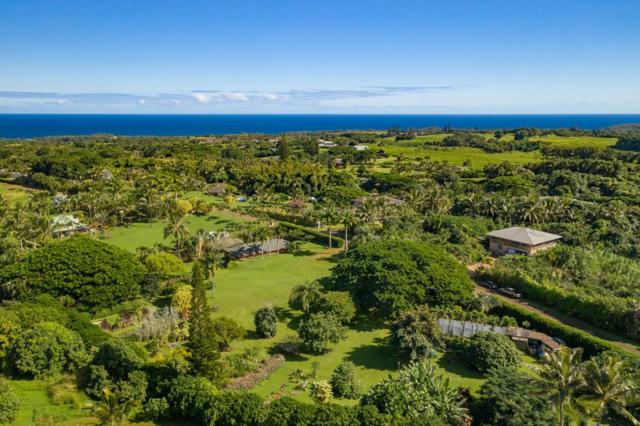 4410 Kapuna Rd, Kilauea, HI 96754 (MLS #623490) :: Elite Pacific Properties