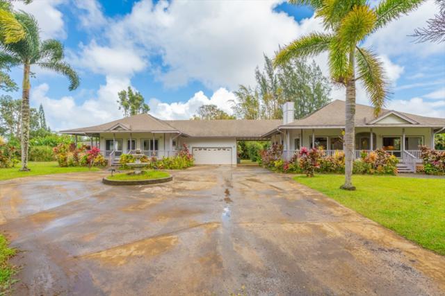5731 Kahiliholo Rd, Kilauea, HI 96754 (MLS #623843) :: Kauai Exclusive Realty