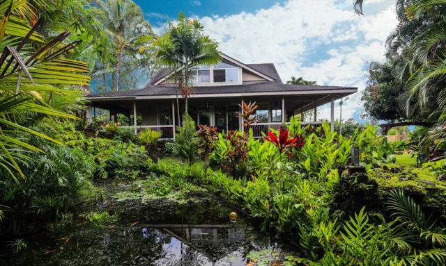 7160 Aina Pono St, Kapaa, HI 96746 (MLS #624179) :: Kauai Exclusive Realty